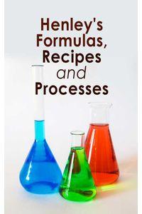bw-henleys-formulas-recipes-and-processes-eartnow-4064066058210