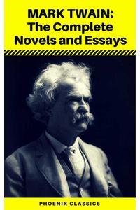 bw-mark-twain-the-complete-novels-and-essays-phoenix-classics-phoenix-classics-9788826443966