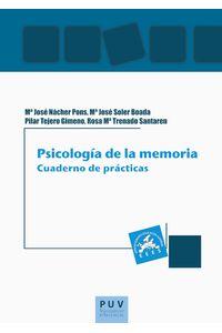 bm-psicologia-de-la-memoria-publicacions-de-la-universitat-de-valencia-9788437092843