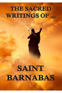 bw-the-sacred-writings-of-barnabas-jazzybee-verlag-9783849621209