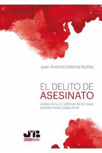 bm-el-delito-de-asesinato-jm-bosch-editor-9788494698712