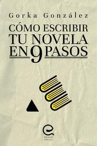 bm-como-escribir-tu-novela-en-9-pasos-ediciones-alfeizar-9788418029035