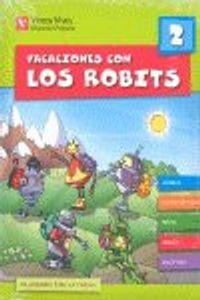 Vacaciones Con Los Robits 2ºEp +Soluc. 2010