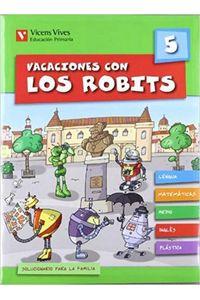 Vacaciones Con Los Robits 5ºEp +Soluc. 2010