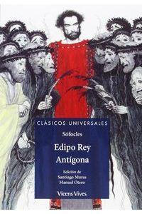Edipo Rey Antigona