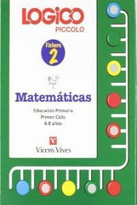 Logico Piccolo Matematicas 2 Ep Vicmat2Ep