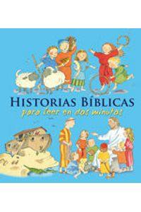 Historias Biblicas Para Leer En Dos Minutos