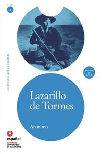 Lazarillo De Tormes+CD Nivel 3