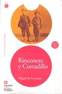 Rinconete Y Cortadillo+CD Nivel 2