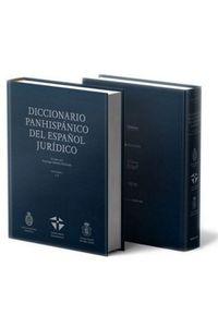 DIC.panhispanico Juridico Rae 2 Tomos