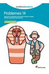 Quadern Problemes Matematiques 14 Cataluña 12