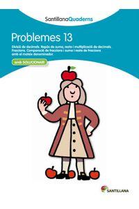 Quadern Problemes Matematiques 13 Cataluña 12