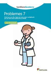 Quadern Problemes Matematiques 7 Cataluña 12