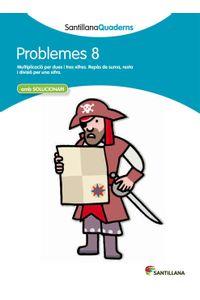 Quadern Problemes Matematiques 8 Cataluña 12