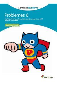 Quadern Problemes Matematiques 6 Cataluña 12