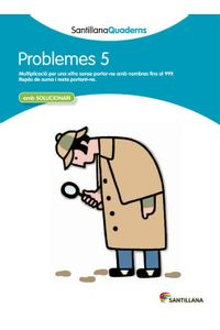 Quadern Problemes Matematiques 5 Cataluña 12