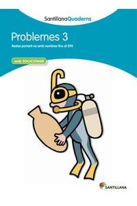 Quadern Problemes Matematiques 3 Cataluña 12
