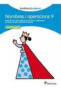 Quadern Nombres I Operacions 9 Cataluña 12