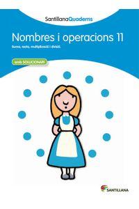 Quadern Nombres I Operacions 11 Cataluña 12