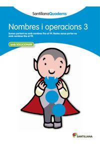 Quadern Nombres I Operacions 3 Cataluña 12