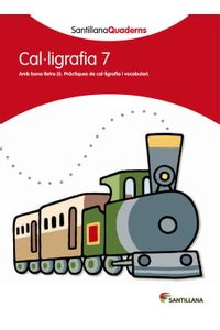 Quadern Caligrafia Pauta 7 Cataluña 12