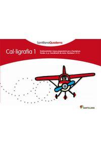 Quadern Caligrafia Pauta 1 Cataluña 12