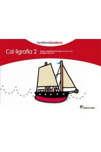 Quadern Caligrafia Pauta 2 Cataluña 12