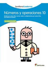Numeros Y Operaciones 10 Ep 12