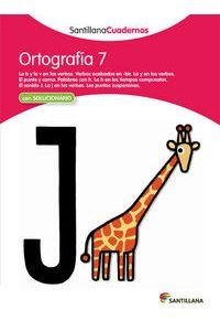 Ortografia 7 Ep 12