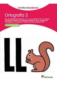 Ortografia 3 Ep 12