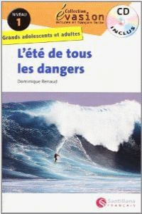 L'Ete De Tous Les Dangers Evasion 1 Pack