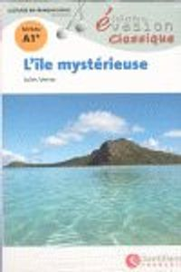 L'Ile Mysterieuse+CD Evasion 1 Pack