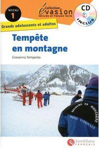 Tempete En Montagne+CD Evasion 1 Pack