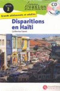 Disparitions Haiti+CD Evasion 2 Pack