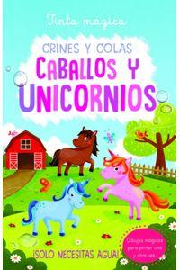 Tinta Magica Caballos Y Unicornios