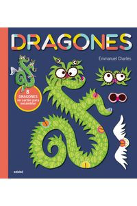 Paper Toys Dragones