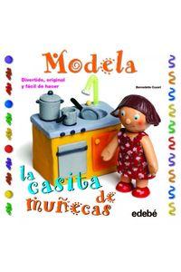Modela La Casita De Muñecas Con Plastilina
