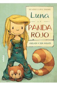 Luna Y El Panda Rojo Vuelven A Ser Amigos