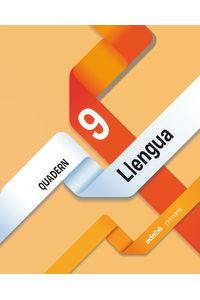 Quadern Llengua 9
