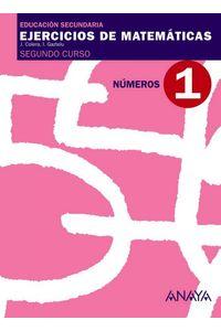 Ejercicios Matematicas 1 2ºEso 08 Numeros Anamat35Es