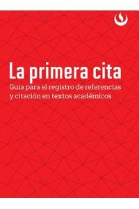 bm-la-primera-cita-universidad-peruana-de-ciencias-aplicadas-upc-9786123182076