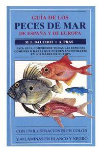 Guia Peces Mar España Europa/Omega Guia Peces Mar España Europa/Omega