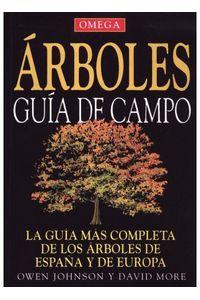 Arboles Guia De Campo