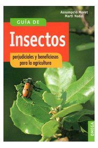 Guia Insectos Perjudiciales Y Beneficiosos