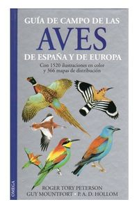 Guia Campo Aves España Europa Ne Peterson Guia Campo Aves España Europa Ne Peterson