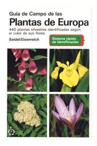 Guia Campo Plantas Europa