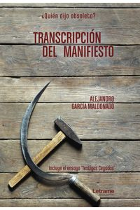 Transcripcion Del Manifiesto