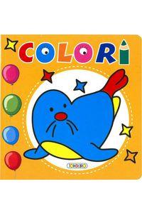 Colori 4 Amarillo Dibujo Grande