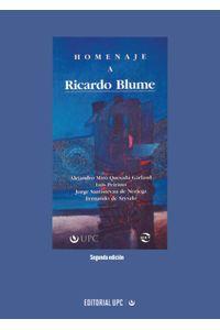 bm-homenaje-a-ricardo-blume-universidad-peruana-de-ciencias-aplicadas-upc-9786123182199