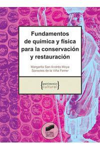 Fundamentos De Quimica Y Fisica Para La Convservacion Y Rest